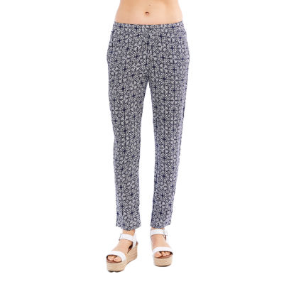 Skyes The Limit St. Barths Soft Pull On Tile Pant- Plus