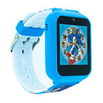 Sonic the Hedgehog Boys Multicolor Smart Watch-Snc4055jc