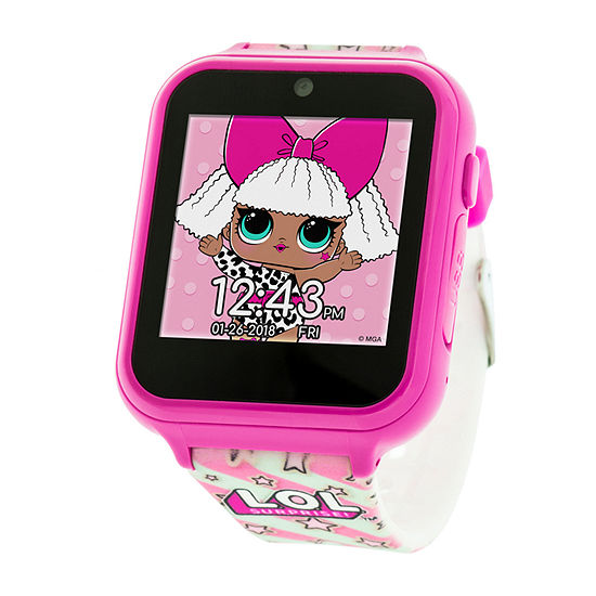 Lol Surprise Loloi Girls Multicolor Smart Watch Lol4104jc