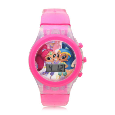 Sonic Girls Pink Strap Watch-Sns4029jc