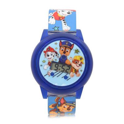Paw Patrol Boys Blue Strap Watch-Paw4186jc