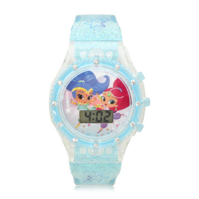 Girls Blue Strap Watch-Sns4084jc