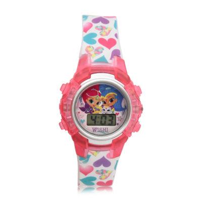 Girls Multicolor Strap Watch-Sns4080jc