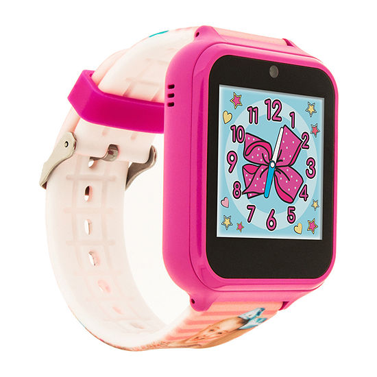Jojo Siwa Girls Multicolor Smart Watch-Joj4128jc