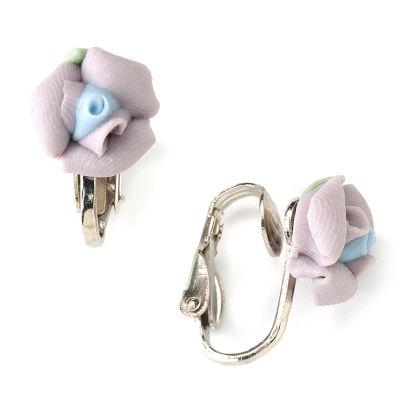 1928 Clip On Earrings