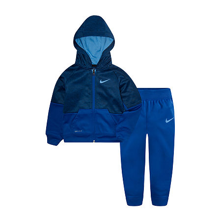 Nike Toddler Boys 2-pc. Pant Set, 2t , Blue