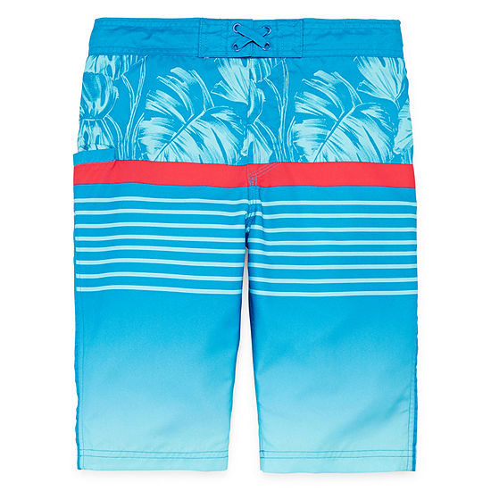 Arizona Boys Swim Trunks Husky-Big Kid