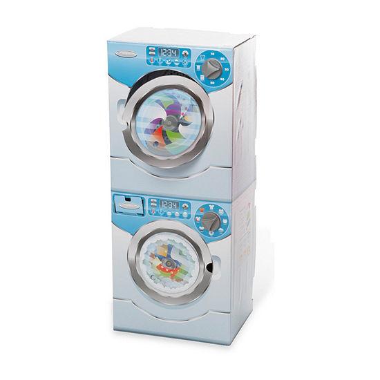 Melissa & Doug Washer/ Dryer Combo Play Appliance Housekeeping Toy