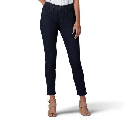 Lee Womens Mid Rise Skinny Fit Jean