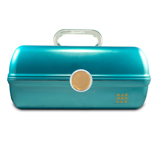 Caboodles Vintage On The Go Girl Teal
