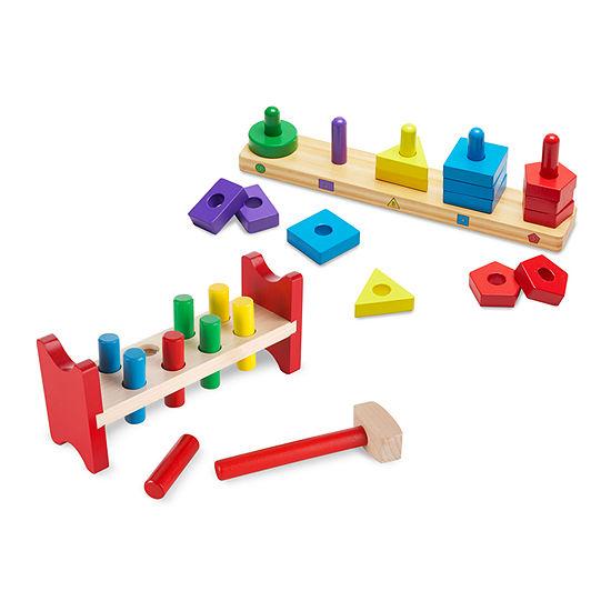 Melissa & Doug 2-pc. Interactive Toy - Unisex