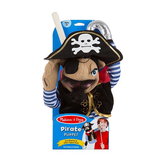 Melissa & Doug Pirate Puppet Puppet