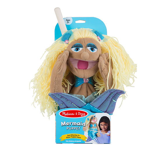 Melissa & Doug Mermaid - Puppet