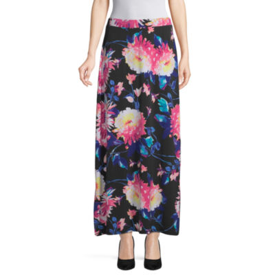 east 5th Womens Maxi Skirt