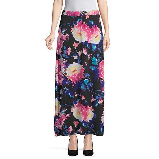 east 5th Womens Maxi Skirt