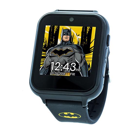 Batman Boys Multicolor Smart Watch-Bat4740jc