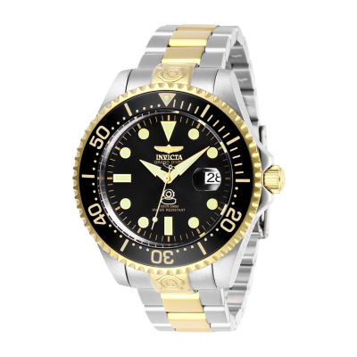 Invicta Angel Mens Two Tone Bracelet Watch-27614