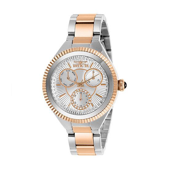 Invicta Womens Two Tone Bracelet Watch-28820