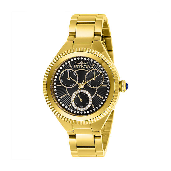 Invicta Womens Gold Tone Bracelet Watch-28348
