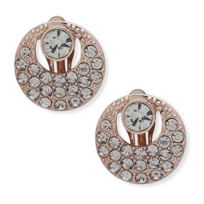 Gloria Vanderbilt 20.4mm Stud Earrings