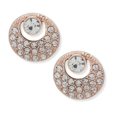 Gloria Vanderbilt Clip On Earrings