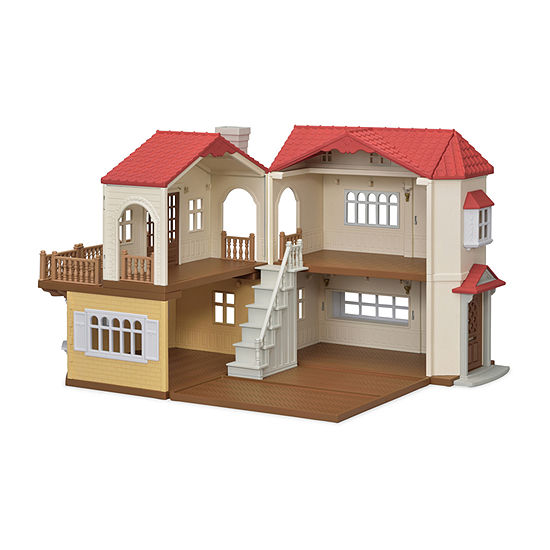 Calico Critters Toy Playset - Girls
