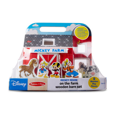 Melissa & Doug Mickey Mouse Discovery Toy