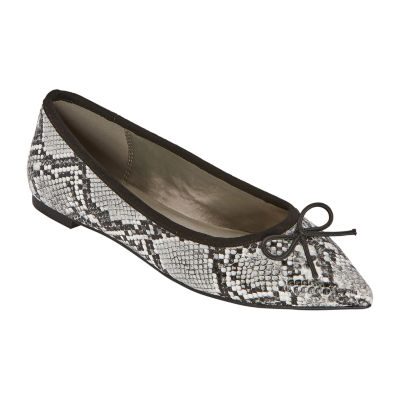 Worthington Womens Gaga Ballet Flats