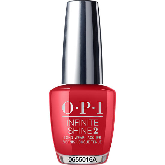 OPI Big Apple Red Nail Polish - .5 oz.