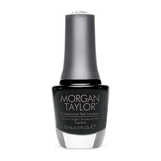 Morgan Taylor™ Little Black Dress Nail Polish - .5 oz.