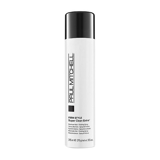 Paul Mitchell Super Clean Extra Strong Hold Hair Spray-9.5 oz.