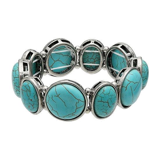 Mixit Cabochon Stretch Bracelet