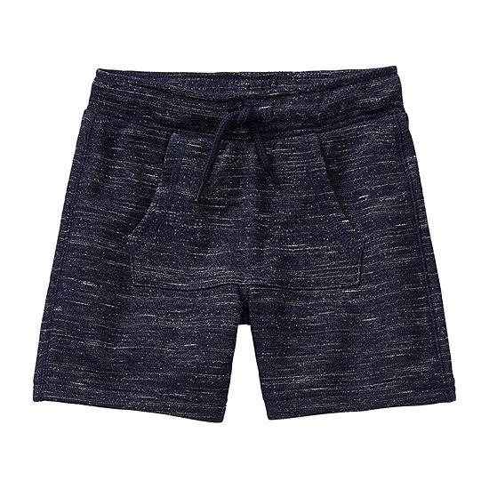 Okie Dokie Knit Toddler Boys Pull-On Short