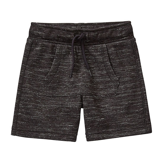 Okie Dokie Knit Toddler Boys Pull-On Short