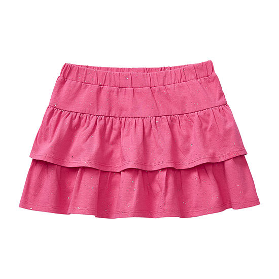 Okie Dokie Girls Skort - Toddler