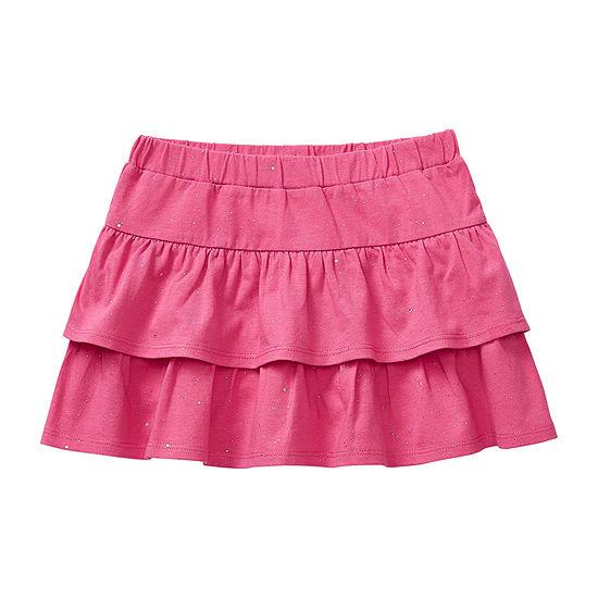 Okie Dokie Girls Skort - Preschool