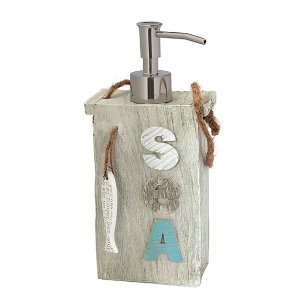 Creative Bath Driftwood Soap/Lotion Dispenser