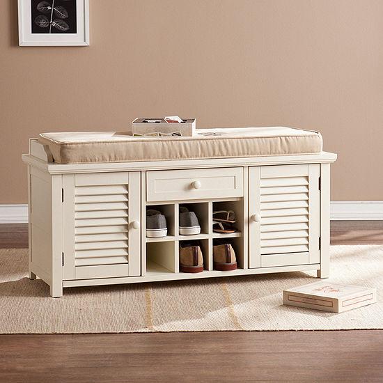 Southlake Furniture Shoe Storage Bench