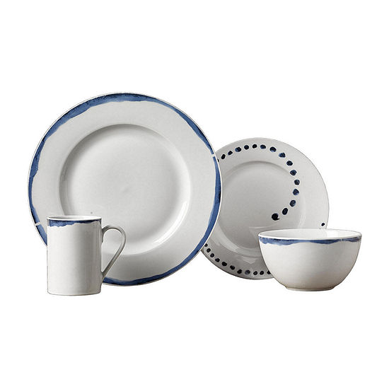 Tabletops Unlimited Isla 16-pc. Dinnerware Set
