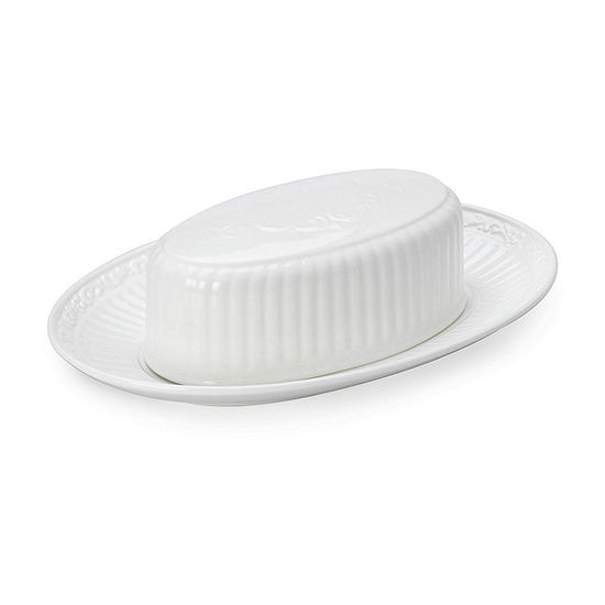 Mikasa® Italian Countryside Covered Butter Dish