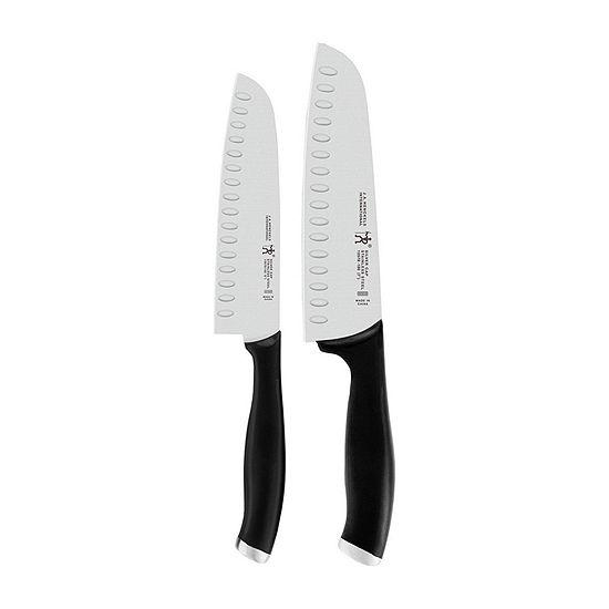 Henckels International Silvercap Asian 2-pc. Knife Set