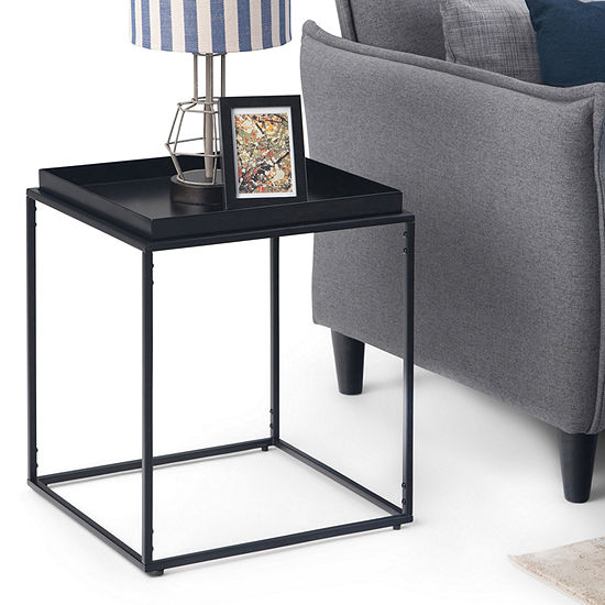 Simpli Home Garner End Table