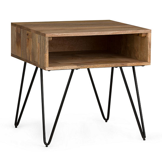 Simpli Home Hunter End Table