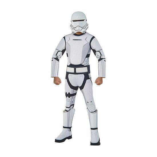 Star Wars the Force Awakens Child Deluxe Flametrooper Costume