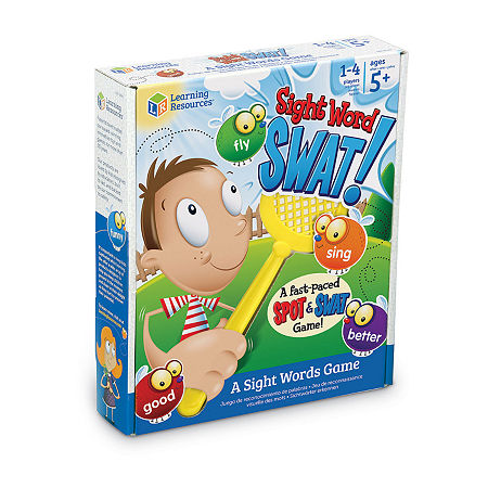 Learning Resources Sight Word Swat! - A Sight Words Game, One Size , Multiple Colors