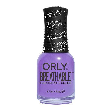 ORLY Feeling Free Nail Polish - .6 oz., One Size , Purple