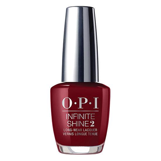OPI Infinite Shine Gt Blues For Red Nail Polish - .5 oz.
