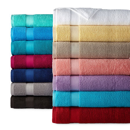 Jcpenney Home Performance Bath Towel