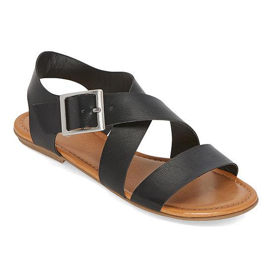 a.n.a Womens Malta Strap Sandals