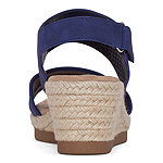 St. John's Bay Womens Dovray Wedge Sandals